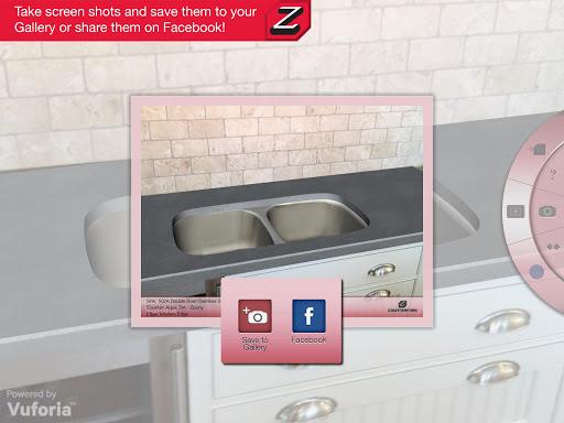 Z Counterform Visualizer Screenshot