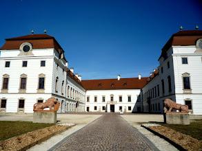 Photo: A barokk kastély építése 1784-ben fejeződött be, a kivitelezési munkálatokat a kor jeles mesteri - Grossmann József mellett Fellner Jakab - vezették.