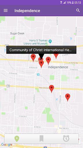 Screenshot for Community of Christ Conference in United States Play Store