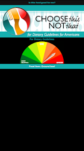 Dietary Guidelines- screenshot thumbnail