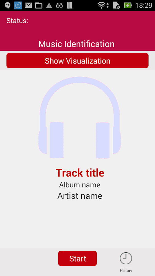 Music Identifier (No ads & free)- screenshot