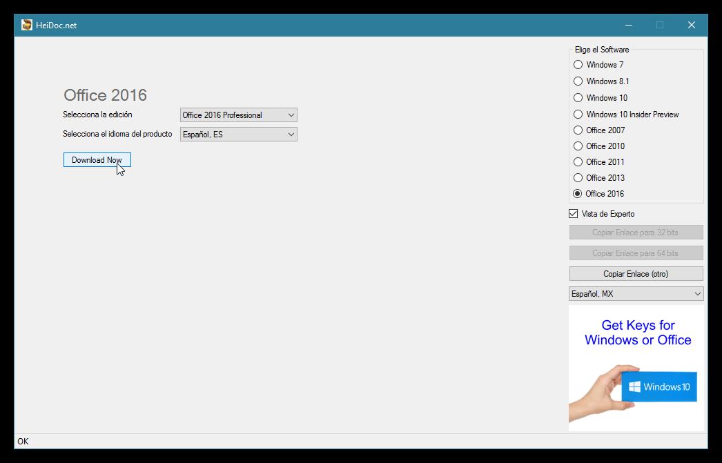 WPS Office 2016 Free - Descargar