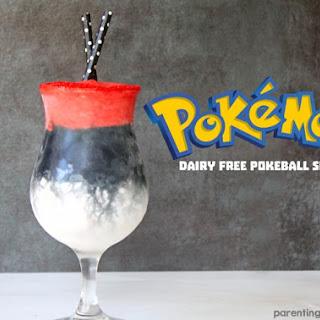 Pokémon Dairy Free Pokéball Shake