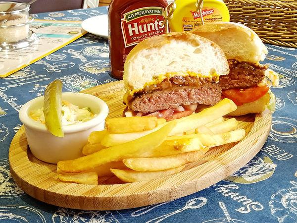 肥禿子美式餐廳-用料實在、最親民的平價美食!