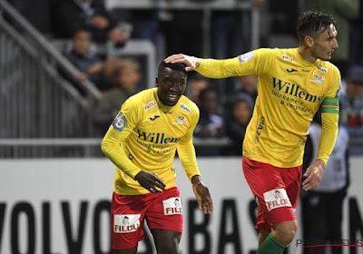 🎥 Sakala le héros d'Ostende pointe une énorme différence par rapport à la saison dernière