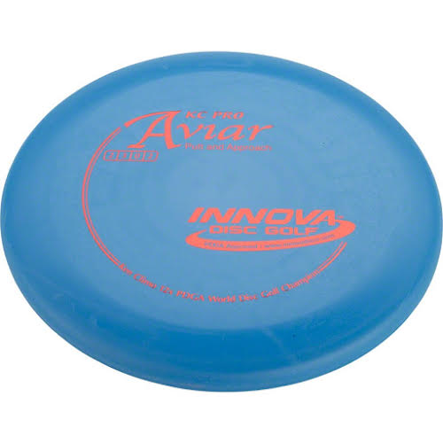 Innova Disc Golf Aviar KC Pro Golf Disc: Putter Assorted Colors