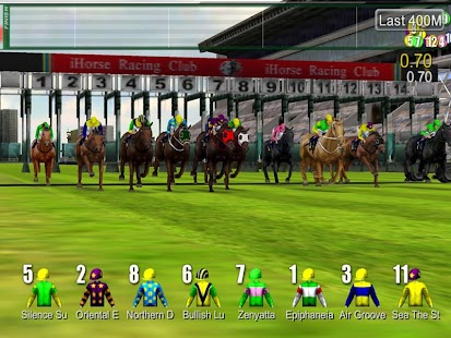 iHorse Betting: Bet on horse racing - náhled