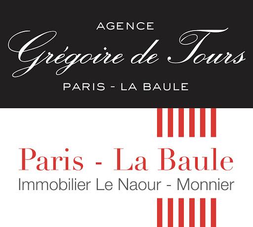 Logo de AGENCE GREGOIRE DE TOURS