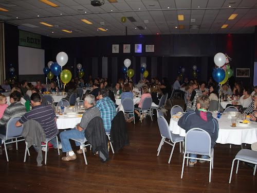 A good crowd turned out for the RSL Sporting Body Awards Night.