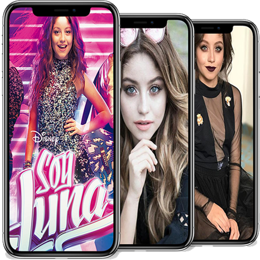 Soy Luna Wallpaper HD icon