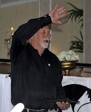 Photo: Indefatigable Golden Rule restorer Chuck DeWitt also got a certificagte of appreciation