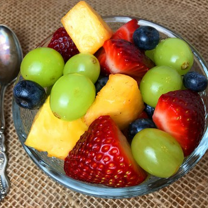 Easy Summer Fresh Burst Fruit Salad Recipe