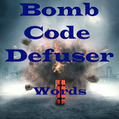 Code Defuser Words