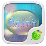 Rainy GO Keyboard Theme 3.5 Apk