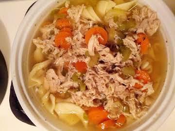 Ingie's Homemade Chix Noodle Soup