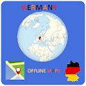 Germany Offline Maps icon