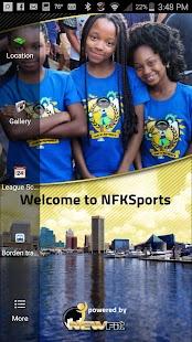 nfksports - náhled