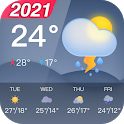 Weather Forecast - Weather Live & Radar & Widget icon