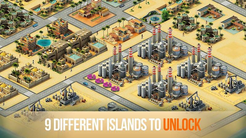 City Island 3 - Building Sim: Little to a Big Town Screenshot 2