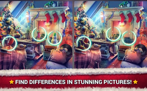Find the Difference Christmas – Spot It- screenshot thumbnail