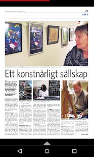 Norra Skåne e-tidning - náhled