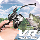 VR Real Feel Fishing