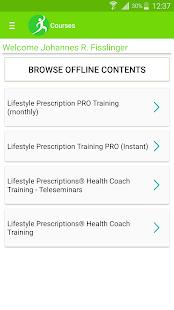 Lifestyle Prescription® Health - náhled