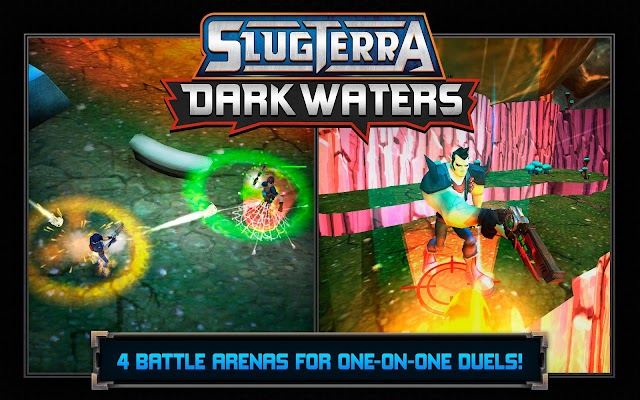 Slugterra: Dark Waters v1.0.1 [Mod Money]