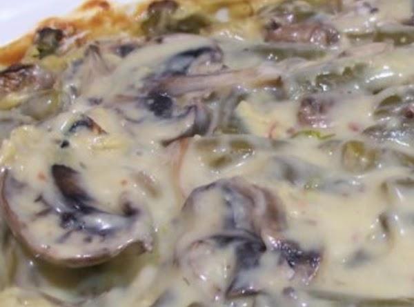Peggi's Layered Venison Casserole Recipe