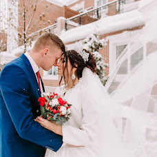 Nhiếp ảnh gia ảnh cưới Lesha Pit (alekseypit). Ảnh của 06.02.2017