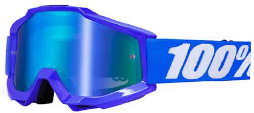 100% Accuri Goggle Reflex Blue (Mirror Blue)