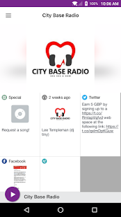 City Base Radio - náhled