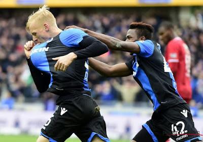 L'Antwerp s'est battu jusqu'au bout, mais Bruges récolte trois points de plus