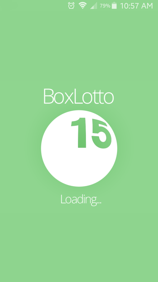 BoxLotto Free Lotto- screenshot