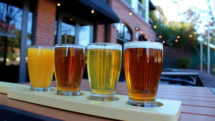 Can't decide on a beer. Try a flight!