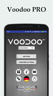 Voodoo PRO - náhled