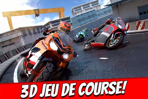 Jeu de Moto GP 2017 Gratuit 3D APK MOD screenshots 1
