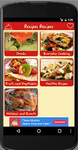Dessert Recipe Book screenshot 1