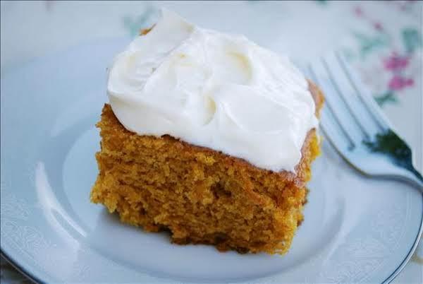 Pumpkin Streusel Spice Cake Or Cupcakes Recipe
