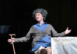 Photo: Wien/ Akademietheater: DIE PRÄSIDENTINNEN von Werner Schwab. Inszenierung David Bösch. Regina Fritsch. Copyright: Barbara Zeininger