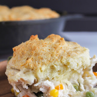 Chicken & Buttermilk Biscuits