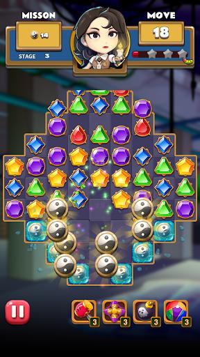 The Coma: Jewel Match 3 Puzzle  screenshots 23