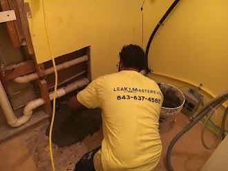 Slab Leak Detection and Slab Leak Repair l 843-637-4585 l