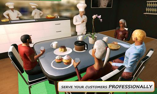 MY restaurant Manager: Virtual manager games 3D  screenshots EasyGameCheats.pro 2