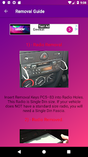 Renault Radio Code Calculator Screenshot