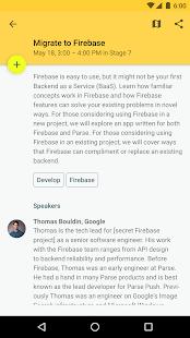 Google I/O 2016 Screenshot 5