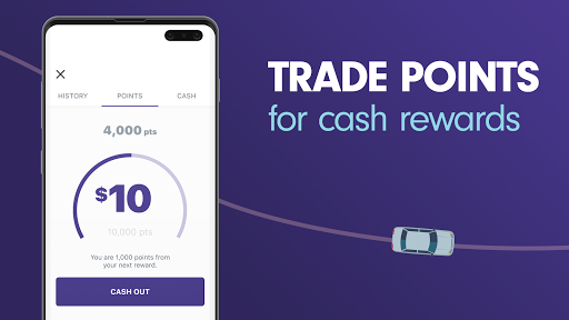 Freebird Get cash back & rewards on your rideshare 7.4 screenshots 4