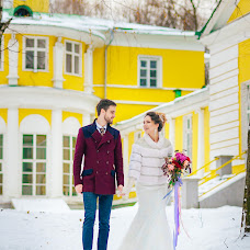 Wedding photographer Ruslan Kiselev (epic34). Photo of 03.02.2018