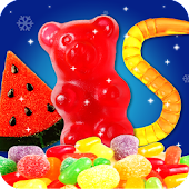 Gummy Food Maker Game - World's Largest Gummy Worm