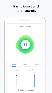 Sound Amplifier - Apps on Google Play